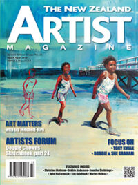 Cover-April-March-2019 - Aotearoa Artists - The New Zealand Artists Magazine