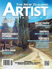 Cover-January-February-2018 - - Aotearoa Artists - The New Zealand Artists Magazine