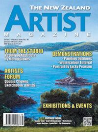 Cover-January-February-2020 -Cover-March-April-2020 - - Aotearoa Artists - The New Zealand Artists Magazine