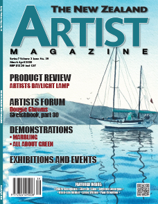 Cover-March-April-2020 - - Aotearoa Artists - The New Zealand Artists Magazine