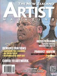 Aotearoa Artist - The New Zealand Artists Magazine - Issue 40 May/June 2020
