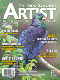 Cover-May-June18 - Aotearoa Artists - The New Zealand Artists Magazine