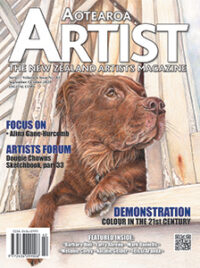 Aotearoa Artist - The New Zealand Artists Magazine - Issue 42 September/October 2020