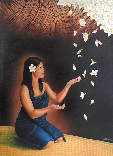 Alan Lakisoe - Aotearoa Artist