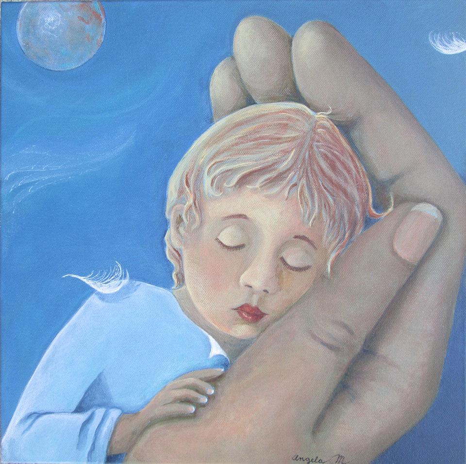 Angela Mole - Aotearoa Artist