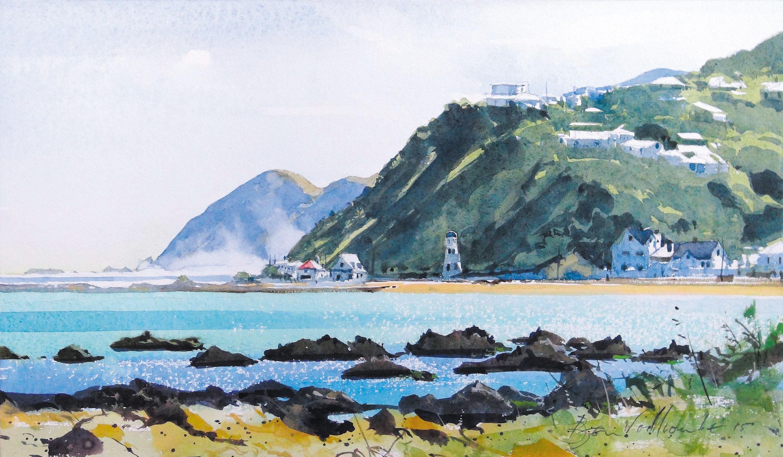 Ben Woollcombe - aotearoa artist