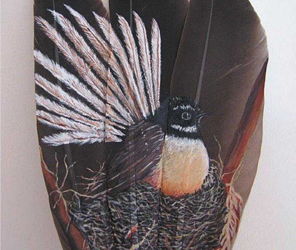 Beth McGill - Aotearoa Artist