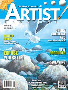 May/June 2016 - Volume 4 Issue 16 - Aotearoa Artist