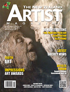 November/December 2016 - Volume 1 Issue 19 - Aotearoa Artist