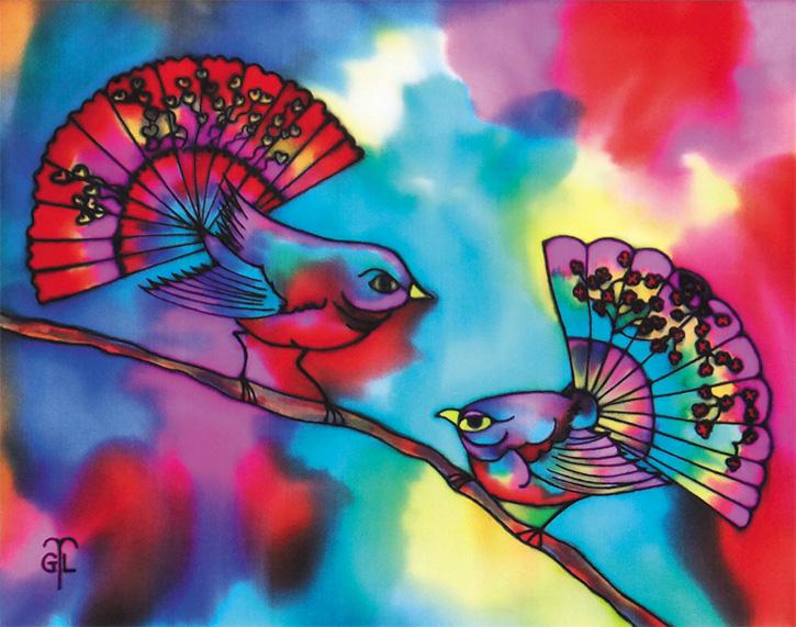 Gaylene Lonergan - Aotearoa Artist