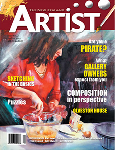January/February 2014 - Volume 2 Issue 2 - Aotearoa Artist
