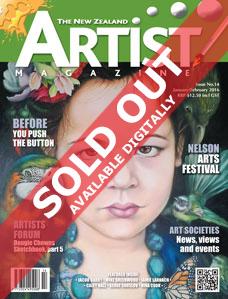 January/February 2016 - Volume 2 Issue 14 - Aotearoa Artist