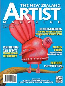July/August 2017 - Volume 5 Issue 23 - Aotearoa Artist
