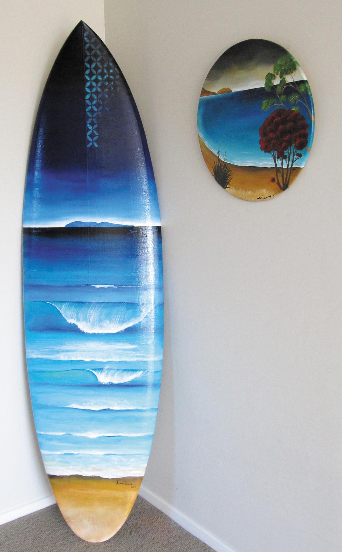 Lanie Wilton - Aotearoa Artist