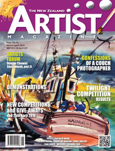 March/April 2016 – Volume 3 Issue 15