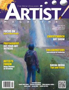 May/June 2015 - Volume 4 Issue 10 - Aotearoa Artist