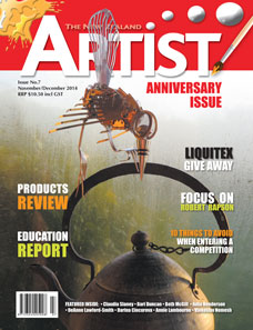 November/December 2014 - Volume 1 Issue 7 - Aotearoa Artist