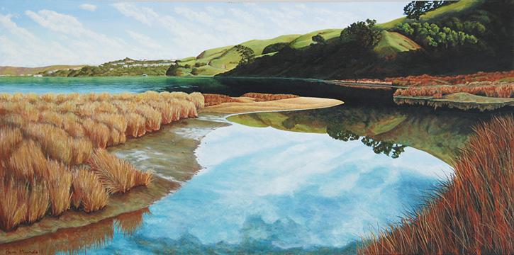 Pam Mundell - Aotearoa Artist