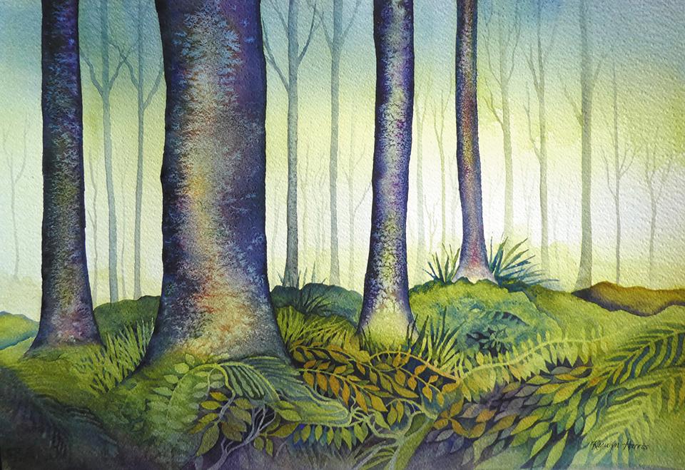 Raewyn Harris - Aotearoa Artist