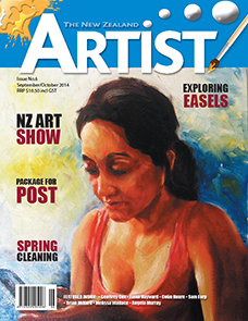 September/October 2014 - Volume 6 Issue 6 - Aotearoa Artist