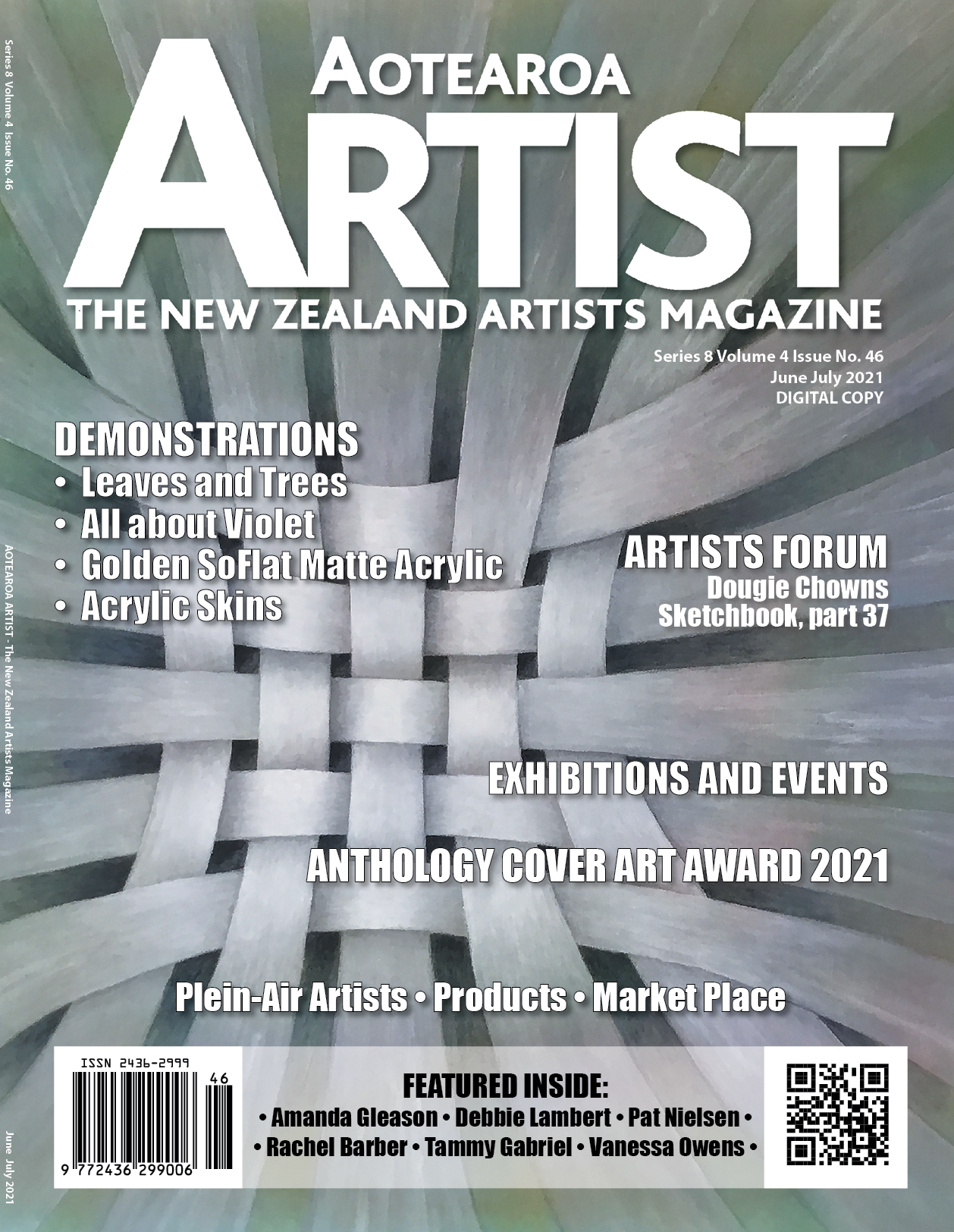 June/July 2021 – Volume 4 – Issue 46