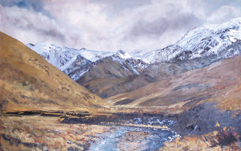 Debbie Lambert - Aotearoa Artist - The New Zealand Artists Magazine