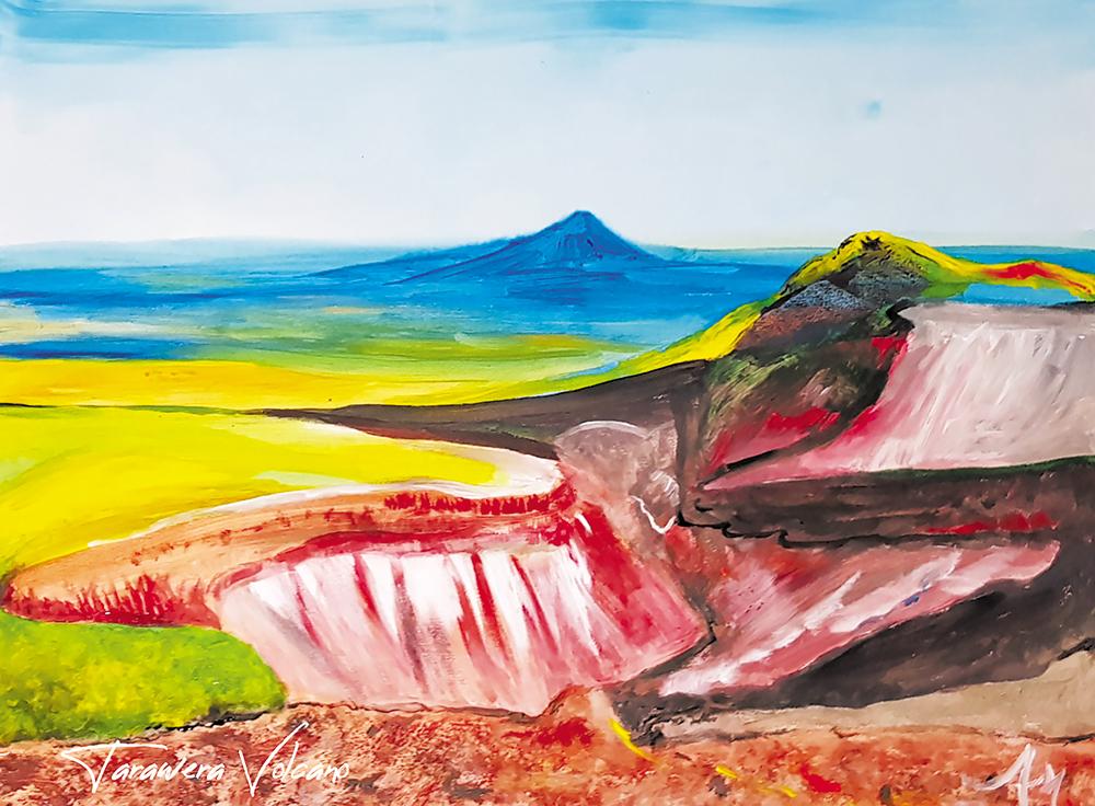 Andrea Choonoo - Aotearoa Artist - The New Zealand Artists Magazine